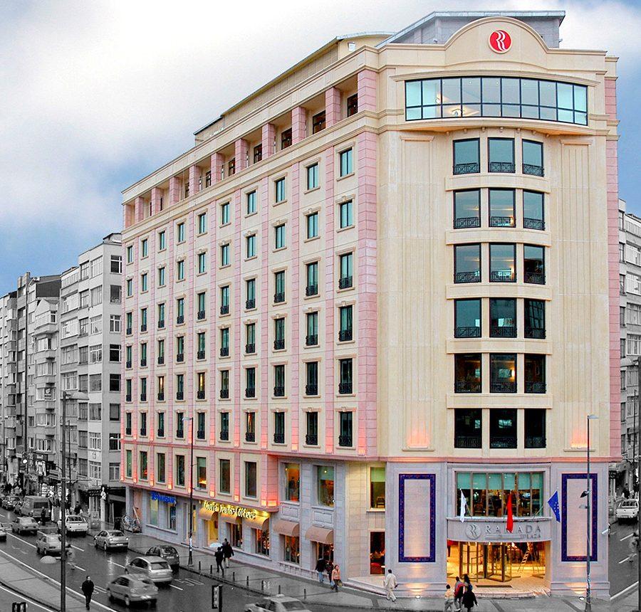 فنادق اسطنبول تركيا، رمادا بلازا